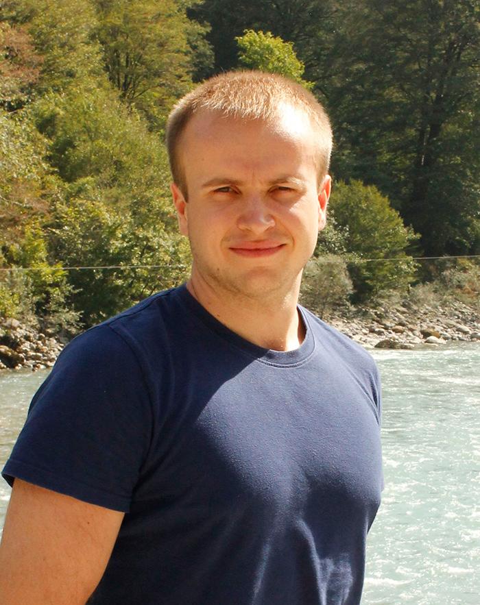 Автор блога - Евгений Кузьменко