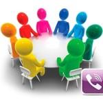 Как создать и удалить группу в Viber