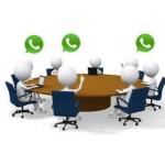 Как создавать и удалять группы в WhatsApp