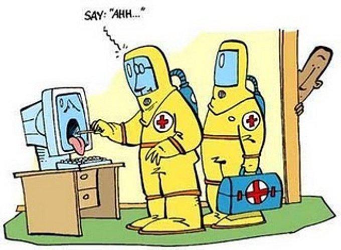 Помните о защите вашего компьютера