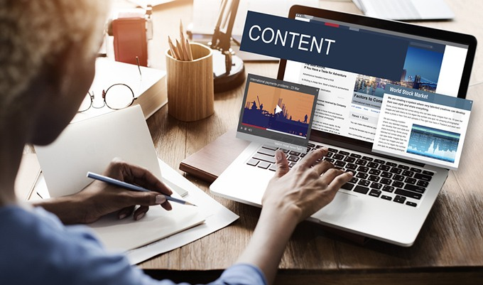 Принципы создания контента
